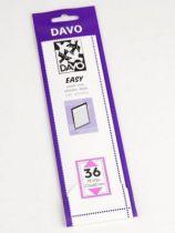 Bandes Davo Easy Noir Z36