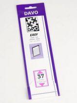 Bandes Davo Easy Noir Z37