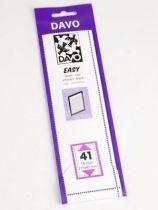 Bandes Davo Easy Noir Z41