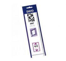 Bandes Davo Easy Noir Z68
