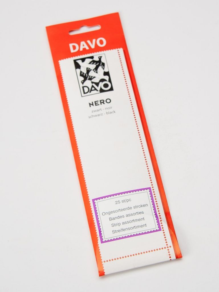 Bandes Davo Nero Assorties - N02