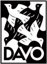 Bandes Davo Nero Cartes Postales N106G