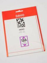 Bandes Davo Nero N126