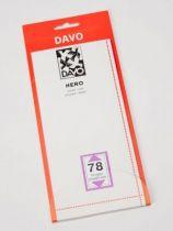 Bandes Davo Nero N78