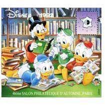 Bloc CNEP 46eme Salon Philatelique d\'Automne 1992