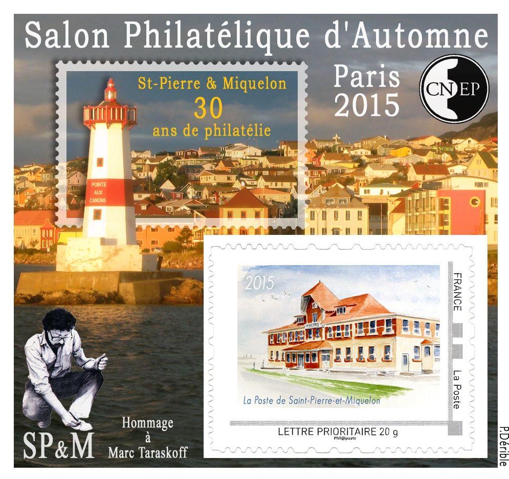 Bloc cnep salon d 39 automne paris saint pierre et miquelon 2015 - Les coupons de saint pierre paris ...