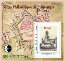 Bloc CNEP Salon de Printemps Belfort 2016