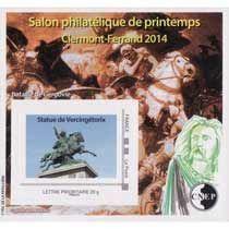 Bloc CNEP Salon de Printemps Clermont-Ferrand 2014