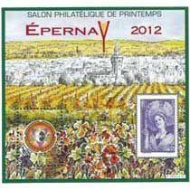 Bloc CNEP Salon de Printemps Epernay 2012