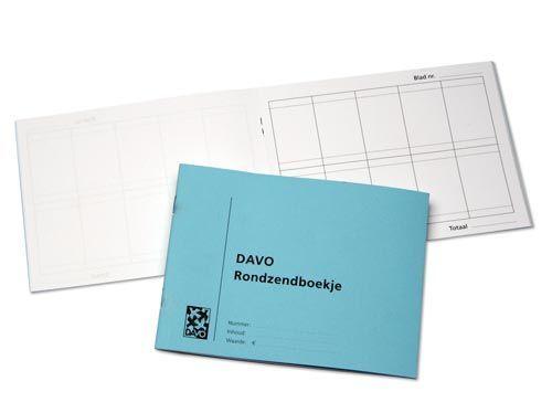 Carnet d\'Echange Davo pour 200 timbres