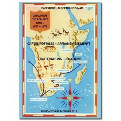 Catalogue Cartes Postales Ionyl 1947 1972 Edition 2014 Yvert et Tellier