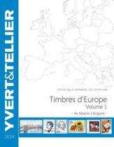 Catalogue Europe Volume 1 - Albanie à Bulgarie