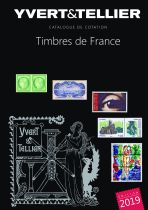 Catalogue France Tome 1 Cotation Timbres 2019 Yvert et Tellier