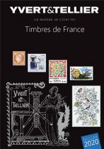 Catalogue France Tome 1 Cotation Timbres 2020 Yvert et Tellier
