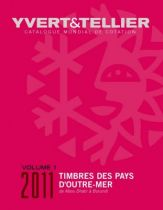 Catalogue Outre-mer Volume 1 - Abou Dhabi à Burundi 2011