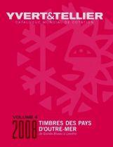 Catalogue Outre-mer Volume 4 - Guinée Bissau à Lesotho 2008
