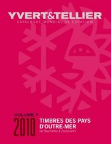 Catalogue Outre-mer Volume 7 - Seychelles à Zoulouland 2010