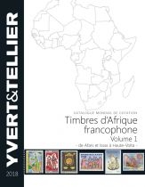Catalogue Pays Indépendants Algérie à Laos Tome 2.2 Cotation Timbres 2013 Yvert et Tellier