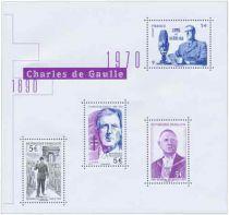 F5446 - Charles de Gaulle (1890-1970) 2020
