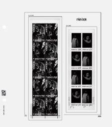Feuilles Luxe Faroer Carnets 1983-2012