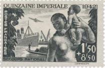 France Année complète 1942 - 538/567 NSC**