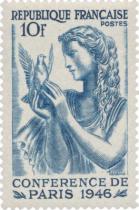 France Année complète 1946 - 748/771 NSC**