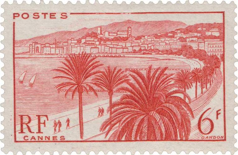 année complete timbre france