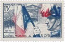 France Année complète 1954 - 968/1007 NSC**