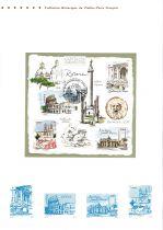 France Capitale Européenne Rome 2002 Document Officiel