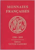 Gadoury - Monnaies Françaises depuis 1789 édition 2019