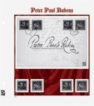 Jeu Luxe Belgique <<Peter Paul Rubens>> 2004