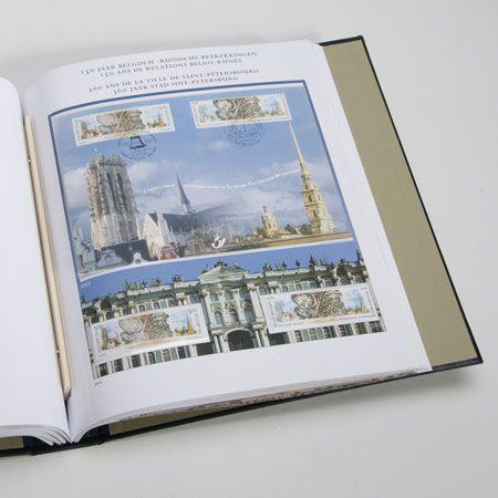 Jeu Luxe Belgique <<Russie>> 2003 DAVO