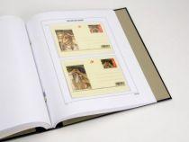 Jeu Luxe Belgique Cartes Postales 2005