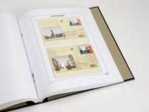 Jeu Luxe Belgique Cartes Postales 2013 DAVO