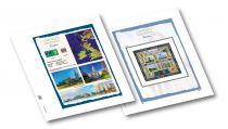Jeu Luxe Capitale Européenne Dublin 2020 pour Timbres DAVO