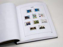 Jeu Luxe Espagne 2014 pour Timbres DAVO