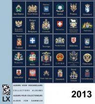 Jeu Luxe Falkland Isl. 2013 DAVO