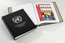 Jeu Luxe Nations Unies Uno Timbres Personnalisés 2008