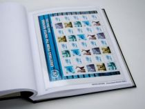 Jeu Luxe Nations Unies Uno Timbres Personnalisés 2009