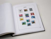 Jeu Luxe Suisse 2014 pour Timbres DAVO