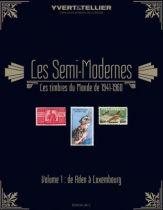 Les Timbres du Monde de 1941-1960 Aden à Luxembourg