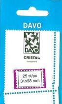 Poch. Davo Cristal F. 31X53