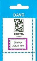 Pochettes de protection pour timbres