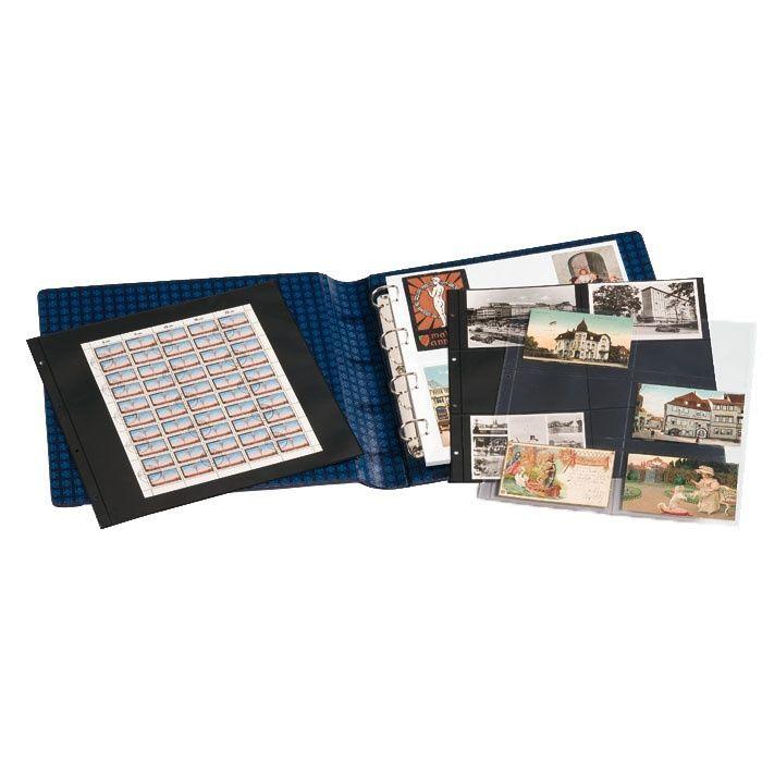 Pochettes Plastiques Cartes Postales Anciennes Horizontales