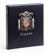 Reliure Luxe Espagne Sans Numéro