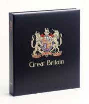 Reliure Luxe Grande-Bretagne III