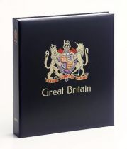 Reliure Luxe Grande-Bretagne V