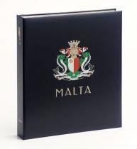 Reliure Luxe Malte IV (République )
