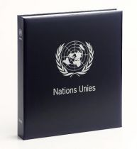 Reliure Luxe Nation Unies I