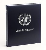 Reliure Luxe Nations Unies Uno Vienne II